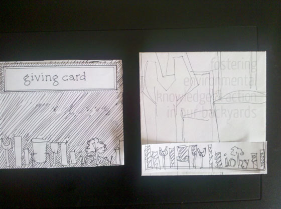 Giving Card