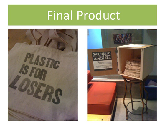 Plastic is for Losers