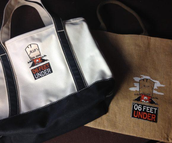Reunions Logo Bags