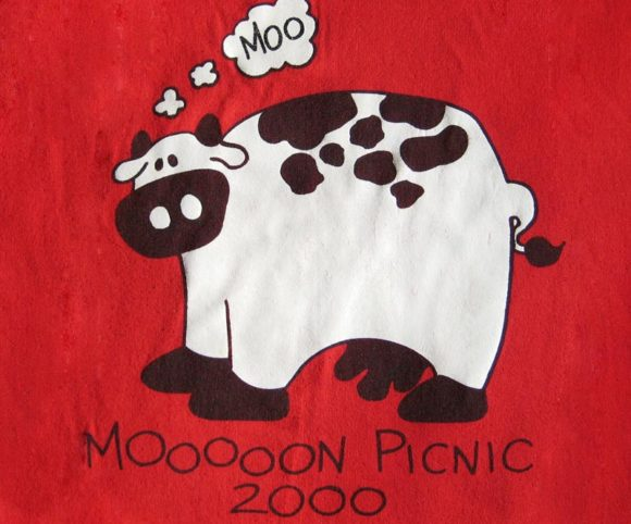 Moon Picnic 2000 T-Shirt