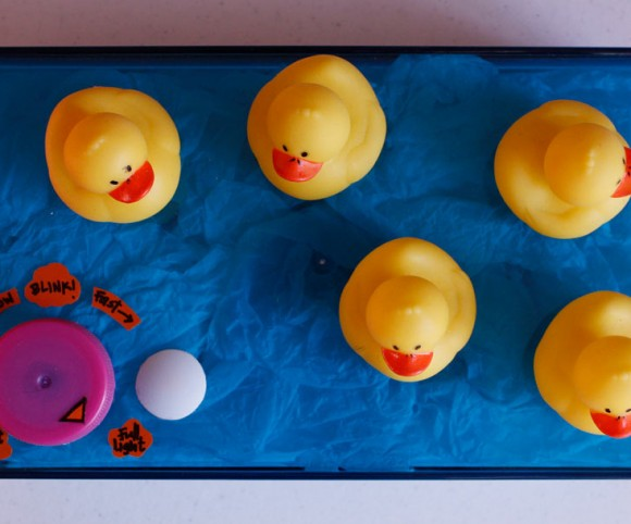 Rubber Ducky Interactive Light