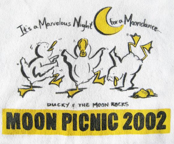 Moon Picnic 2002 T-Shirt