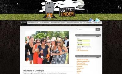Princeton Reunions Website