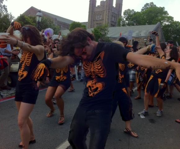 Princeton Reunions Costumes